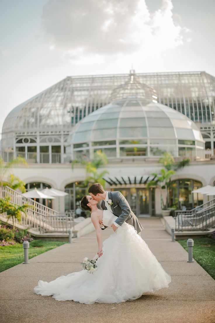 Phipps Conservatory Wedding- I just want to GO
