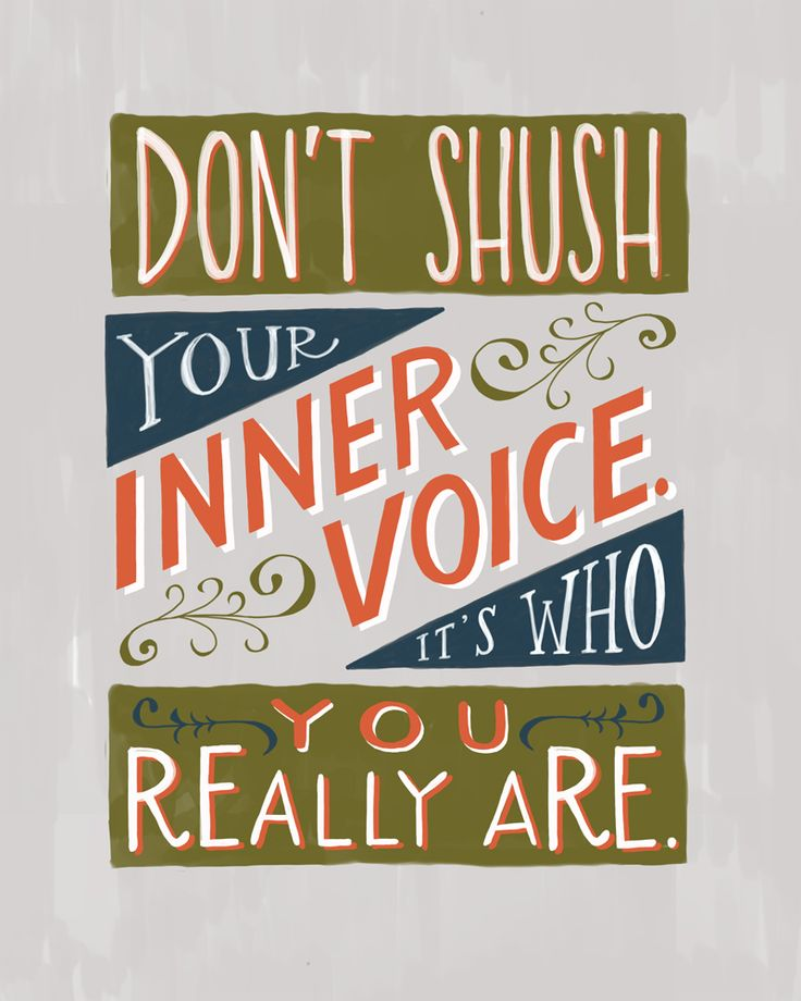 .Thoughts, Shush, Emily Mcdowell, Hands Letters, Inner Voice, Dr. Who, Hands Drawn, Inspiration Quotes, Good Advice