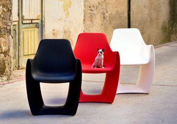 Gat: nueva butaca para exteriores 100% reciclable y resistente,diseñada por el estudio SerraydelaRocha