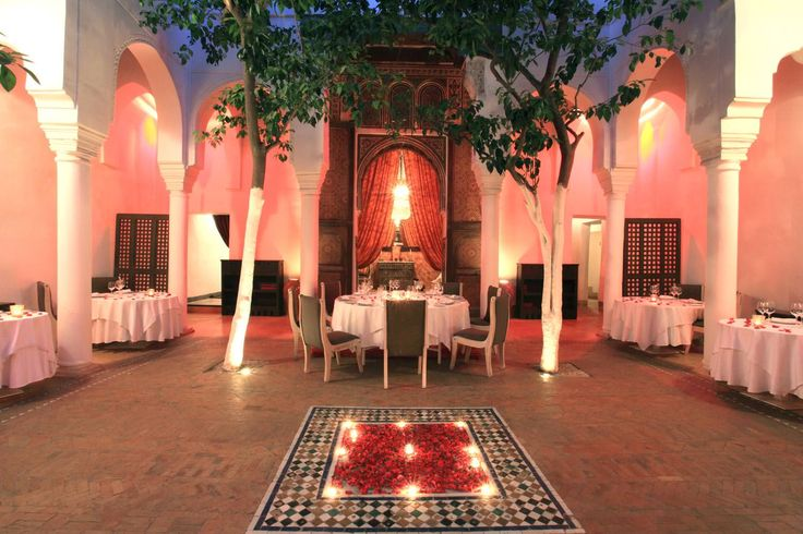 Dar Zellij: Restaurant Marrakech, Restaurant Marocain, Moroccan restaurant