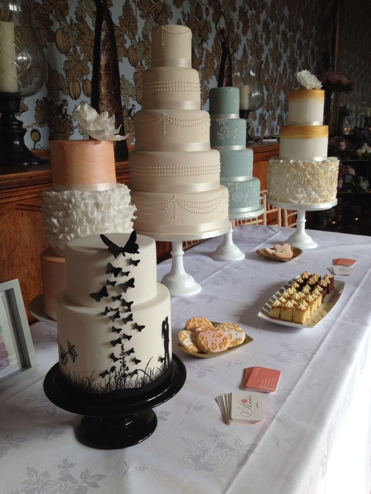 Wedding Fair www.s-k-cakes.co.uk