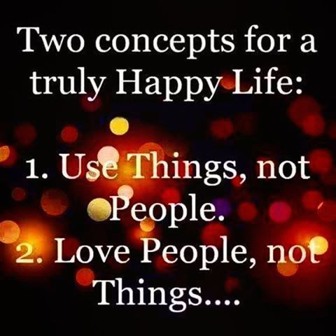 Two Concepts For A Truly Happy Life Life Quotes Quotes Quote Life  Motivational Quotes Inspirational Quotes