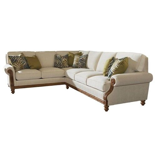 tropical sofa | Home > Living Room > Sofa Sectional > Tommy Bahama Home Island Estate ...