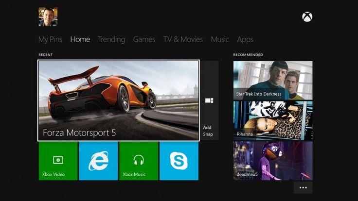 El nuevo Dashboard de Xbox One a fondo