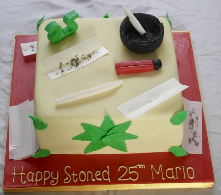 The 25 best Weed birthday cake ideas on Pinterest What is a