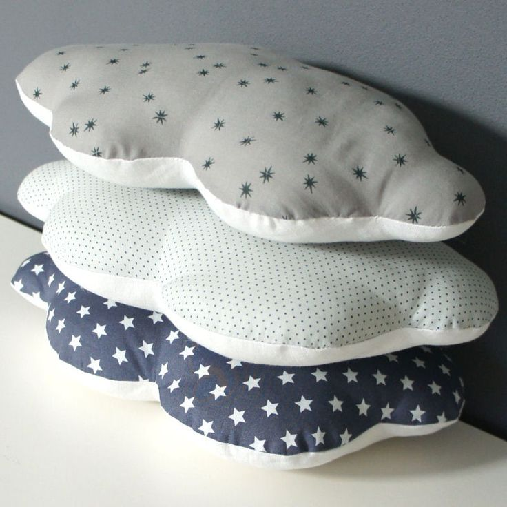 Coussin nuage Liberty