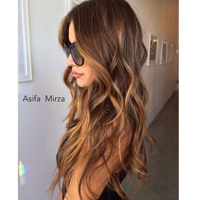 No filter No Extensions, color by @alenm haircut and blowout by @tyrondupre #Hair #Sexyhair #style #LosAngeles #Shahs