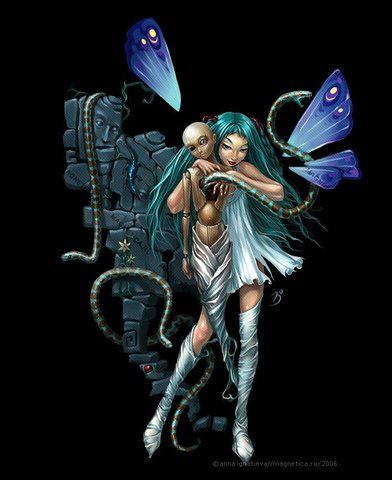 Gothic fairies pictures images photos photobucket