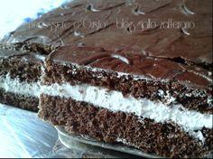 Torta Delice | Ricetta dolce al cioccolato RICETTA FACILE