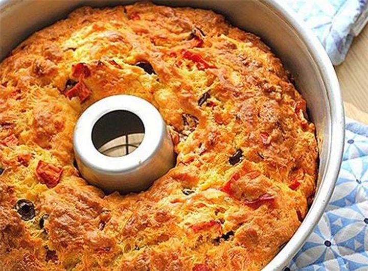 Πεντανόστιμη κέικ πίτσα!!! - Filenades.gr