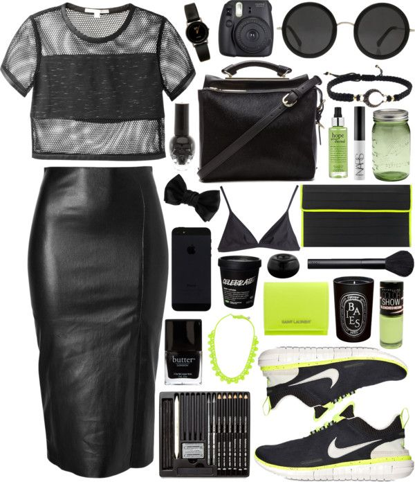 """""""neon"""" by jesicacecillia on Polyvore"""