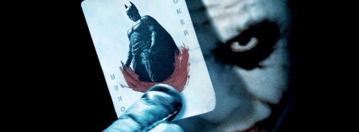 Batman joker card facebook cover