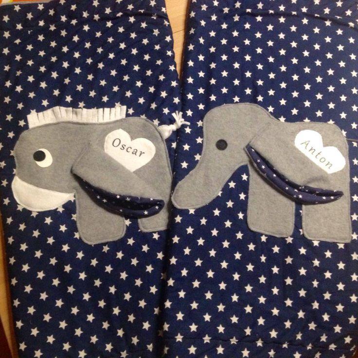 Die Zwillinge Anton und Oscar haben das Licht der Welt erblickt! Mir wurde für dieses wundervolle Ereignis viel Vertrauen geschenkt und so durfte ich einen ganz besonderen Auftrag anfertigen, der auch für mich neu war.  Zwei wundervolle Decken mit einer Esel- und Elefanten-Applikationen - außen 100% Baumwollstoff und innen warmer, kuscheliger Fleece. Willkommen auf der Welt ihr Zwei!   #SchlawuzisWelt #Geburt #Geschenk #Applikation #personalisiert #Willkommen #Baby #Zwillinge