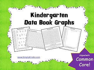 Kinder Data Book Freebie from Simply Kinder