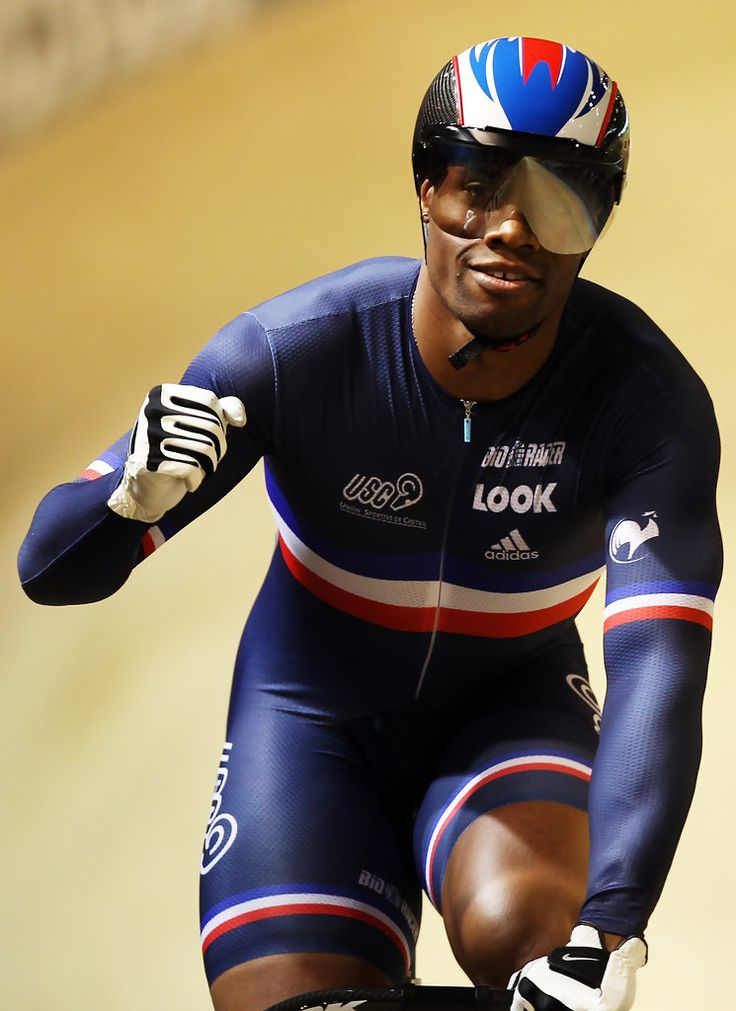 Gregory Bauge in UCI Track Cycling World Championships - Day Four