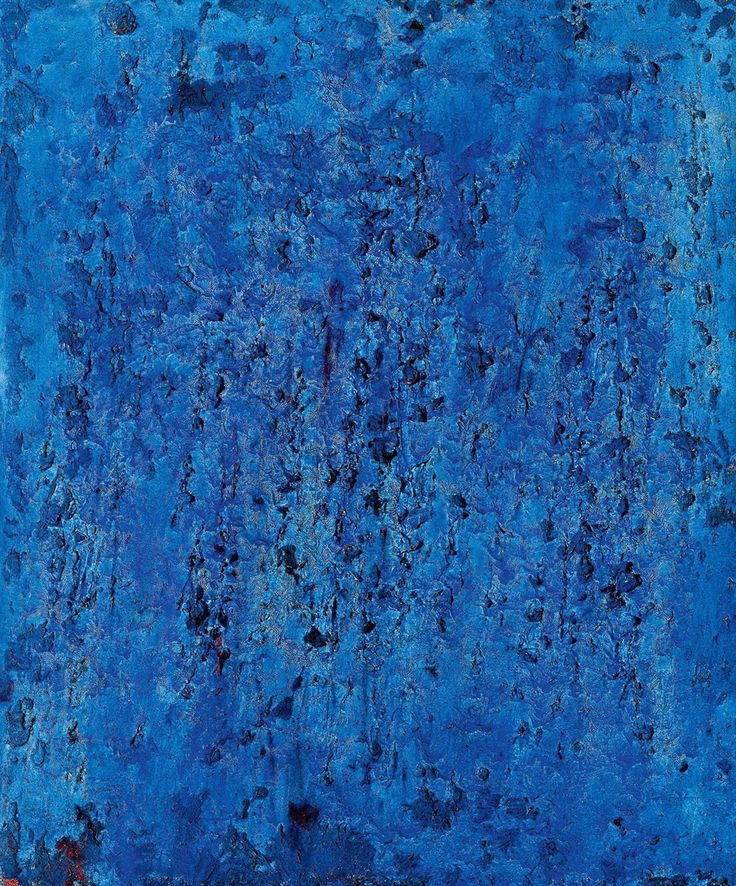Untitled, 1959 Oil on canvas 18 1/10 × 15 in 46 × 38 cm