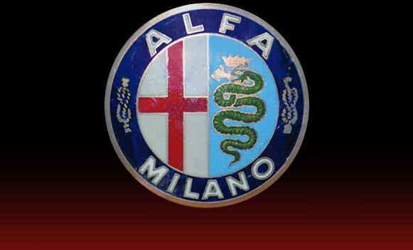 Alfa romeo logo 15