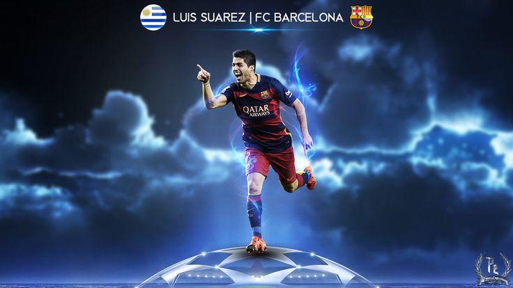 Luis Suarez by PanosEnglish