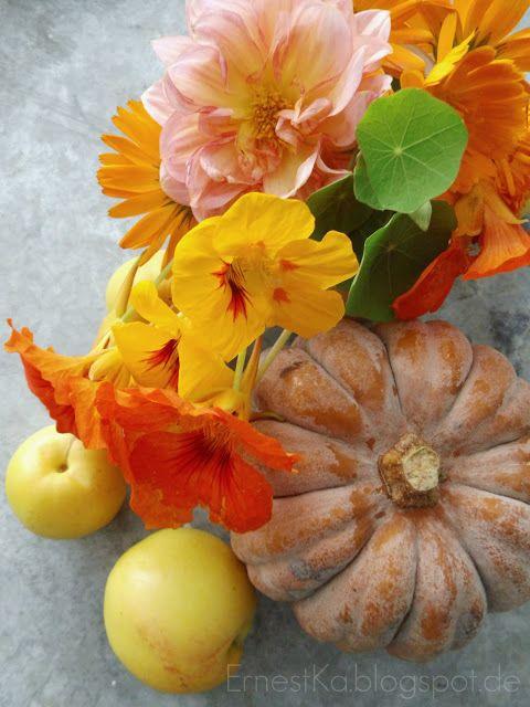 ErnestKa: Herbstmüdgkeit, Kakerlaken und Freitagsblumen
