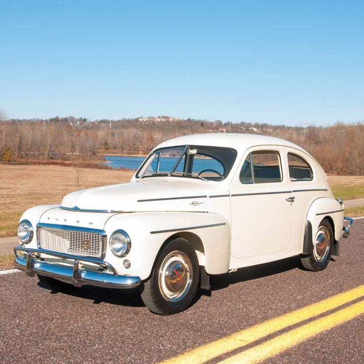 Volvo PV444: All Information About The Generation