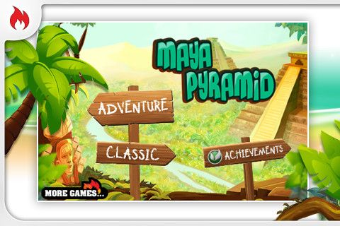 his casual game is highly recommended to all fans of puzzle, card, board, and brain training games. A beautifully illustrated card puzzle game by the makers of Cleopatra's Pyramid.     Go along on an expedition, combine the right cards, and solve all puzzles to create your very own Maya Pyramid. Overgrown by lianas, the gold of the Maya has been hidden in the jungle for centuries. Now it's up to you to find your way into the secret treasure chamber. Install Now From App Store.