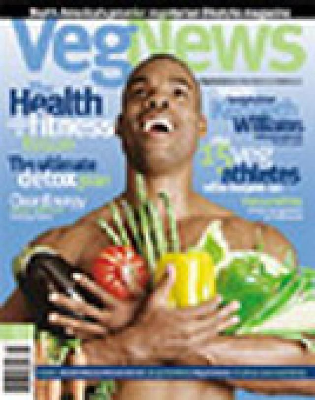 Top 7 Vegetarian Magazines for All Veggie Lovers: VegNews Magazine