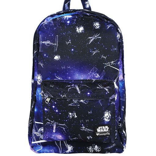 Star Wars X-Wing Backpack - $40 ⋆ Geeky Back to School Ideas!