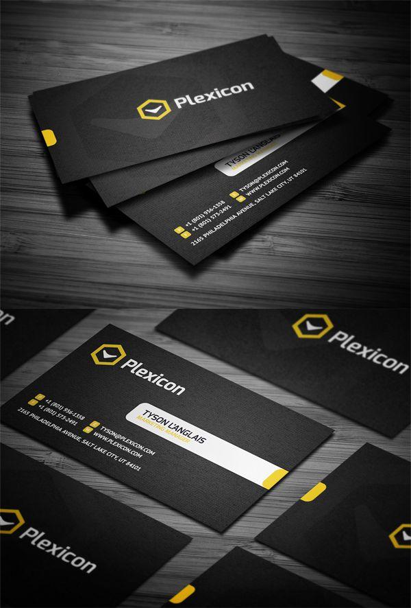 25 ejemplos de creativas y profesionales tarjetas de presentación | Jhon Urbano