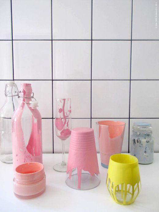 Glassiga pasteller | Redaktionen | inspiration från IKEA