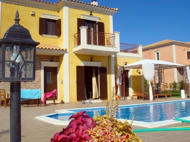 elaiodasos villas in kefalonia-Greece