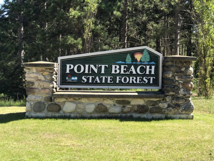 Point Beach State Forest Is A Nearly 3 000 Acre Public Area In Two Rivers That S Home To All Kinds Of Ama Wisconsin State Parks Wisconsin Vacation State Forest