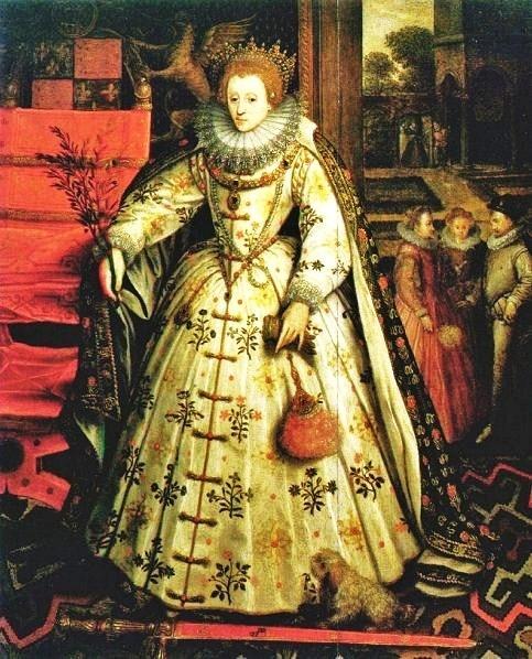 "Elizabeth I ""Peace Portrait"""