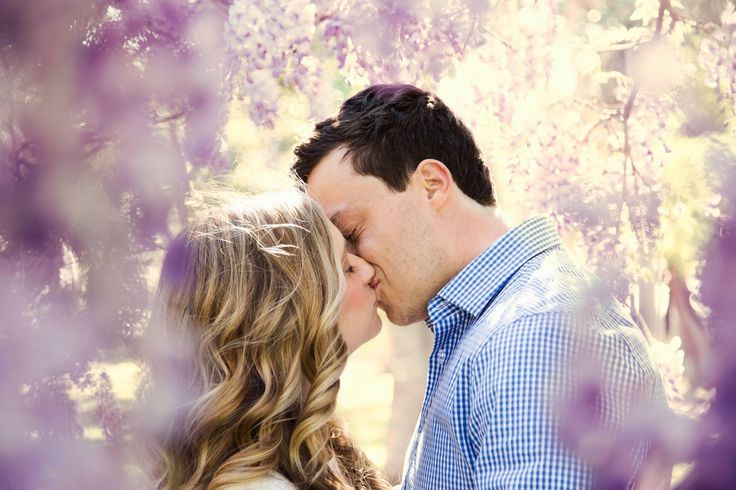 Cute engagement shoot by Butterfly Bones Photography