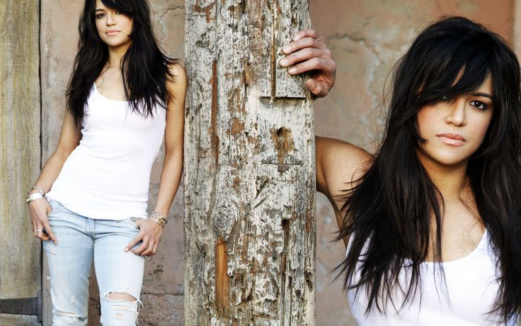 Michelle Rodriguez - I watched Girl Fight for the first time on VHS. I rewound it at the end and watched it again.