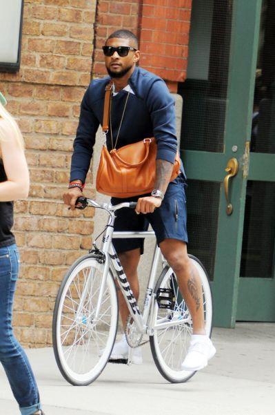 Usher Fashion Style 2014 –...