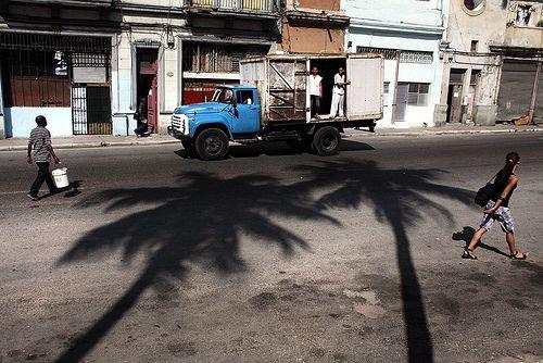 Street Phptography, Havana,  Cuba - Zbigniew  Osiowy