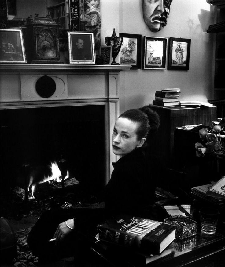 Maeve Brennan | Photo by Karl Bissinger