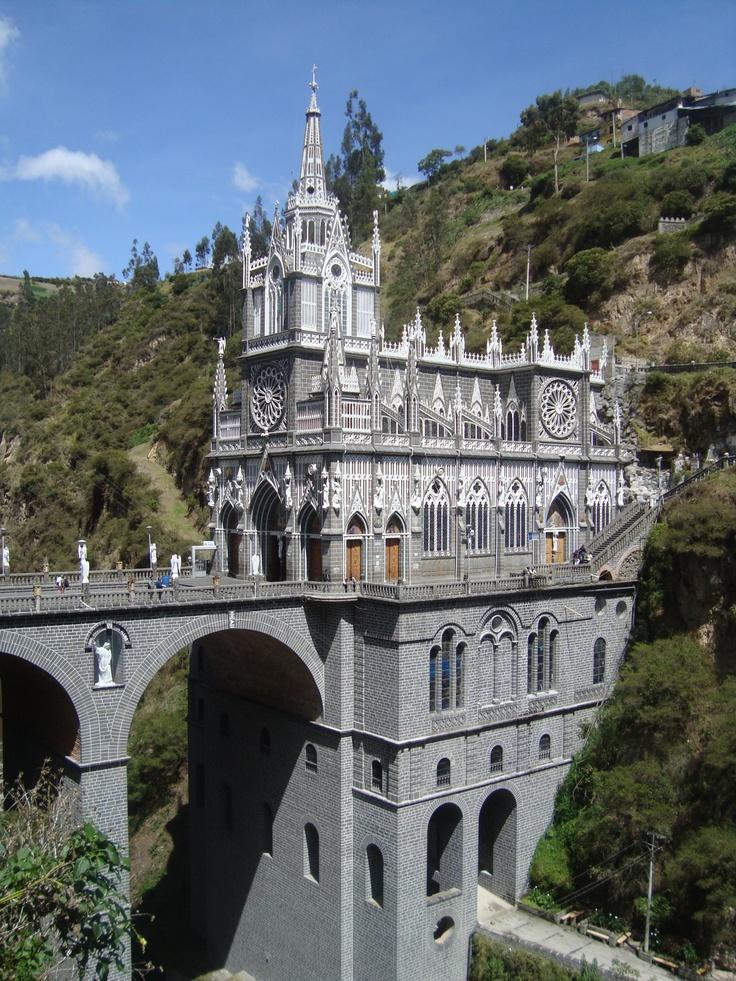 Santuario de las Lajas. Ipiales. Colombia
