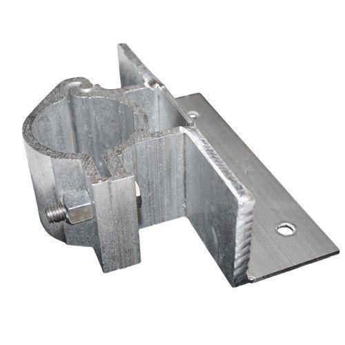 Aluminium bouwbordbeugel, 48 mm, type 345EA  € 19,95 excl. BTW