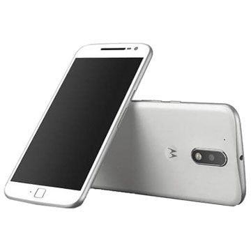 Motorola Moto G4 Plus 16GB White @ 37 % Off With FREE ACCESSORY. Order Now Offer For Limited Time!!!