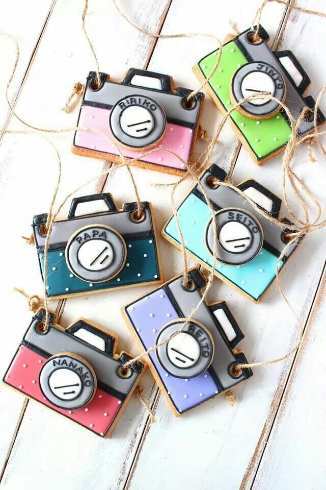 camera cookies | food photography