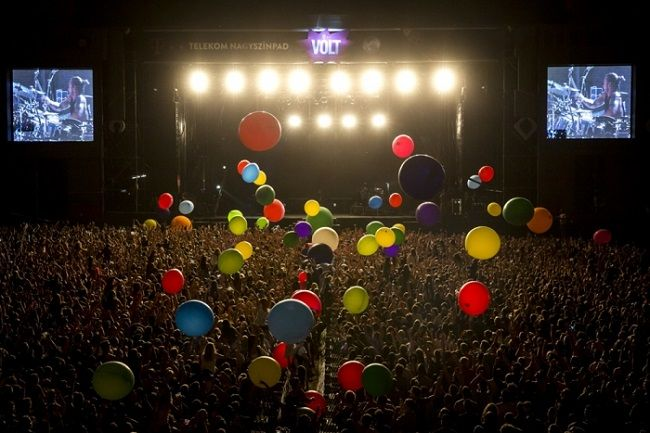 """Volt"" festival in Sopron, Hungary"