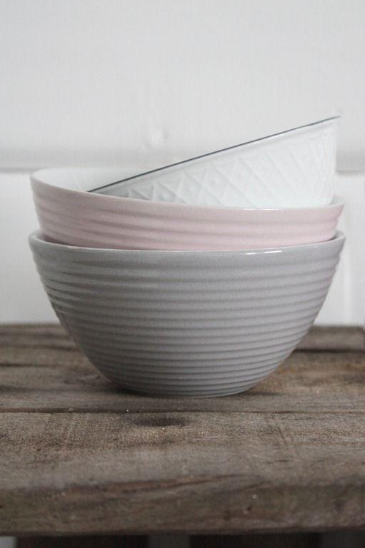 Pretty bowls