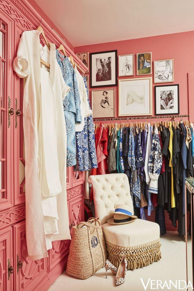 68 best CLOSET images on Pinterest | Walk in closet, Closet rooms ...