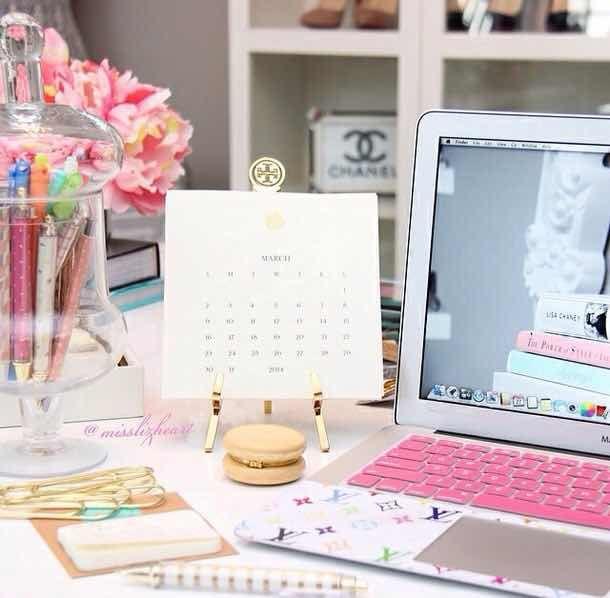 Mejores 17 imgenes de Escritorios de Chicas en Pinterest