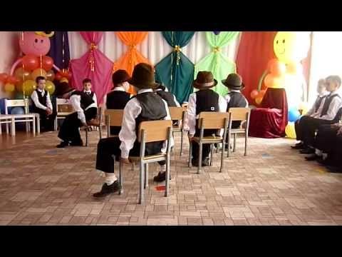 05Танец Джентельменов Выпускной 2011г. - YouTube
