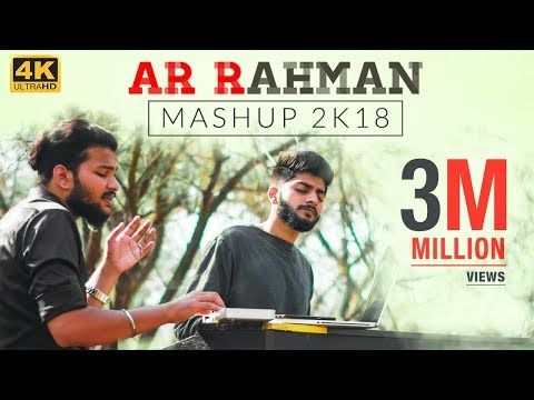 I just converted A R Rahman Mashup 2K18 - Straight From Our