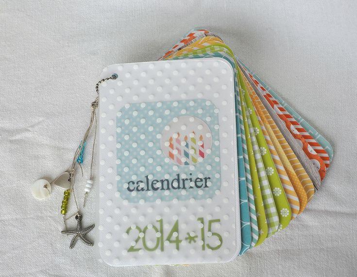 un petit calendrier pour les anniversaires ou autre