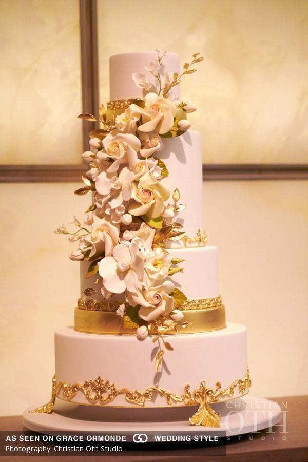 Best Wedding Cakes Images On Pinterest Photo Shoot White