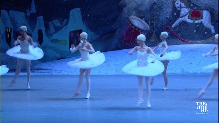 Nutcracker - Denis Rodkin ans Anna Nikulina ЩЕЛКУНЧИК. Большой балет в кино 2016-17. Отрывок из первого акта